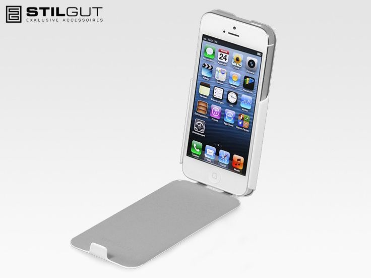 STILGUT Super Cienkie Case Etui do Futerał iPhone5