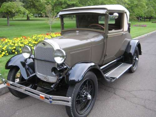 Antique Vintage and Classic Ford Vehicles For Sale & 2537 best Henrys A ford images on Pinterest | Ford models Cars ... markmcfarlin.com
