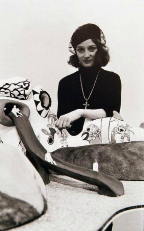 Niki de Saint-Phalle