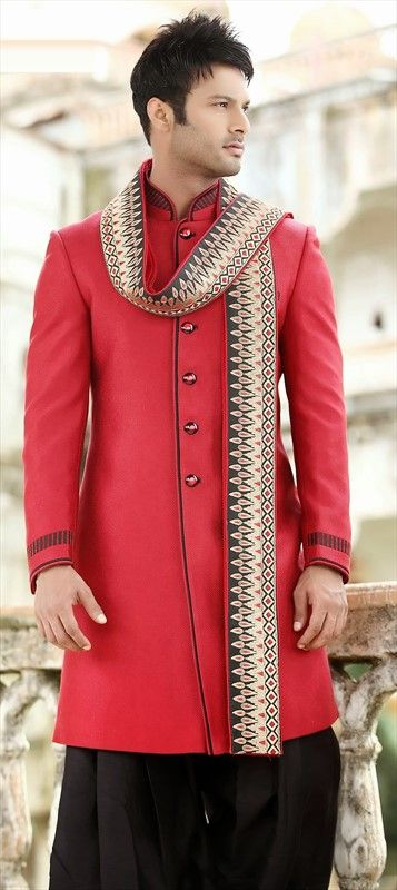 14465, IndoWestern Dress, Imported, Thread, Pink and Majenta Color Family