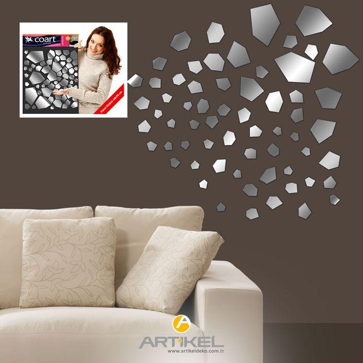 Dekoratif ayna, duvarlarınızın yeni modası..#dekoratifayna #evdekorasyon #ayna #artikeldeko
