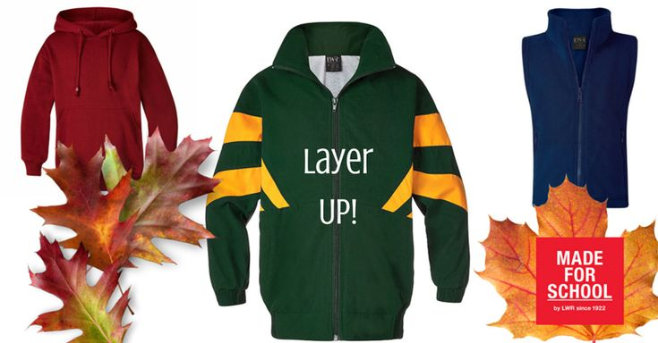 Take advantage of the last warm days and get ready for winter uniforms - Natalie
