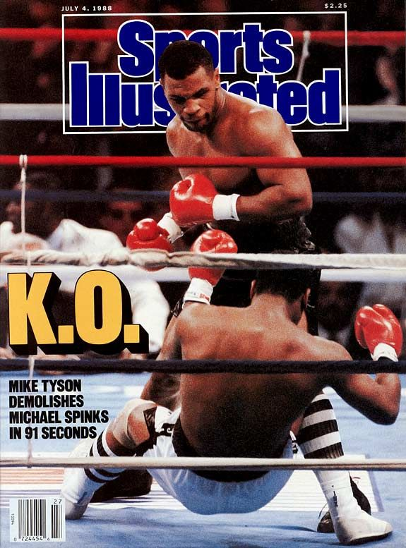 ♡♥Mike Tyson 'Sports Illustrated' - click on pic to see a larger pic♥♡