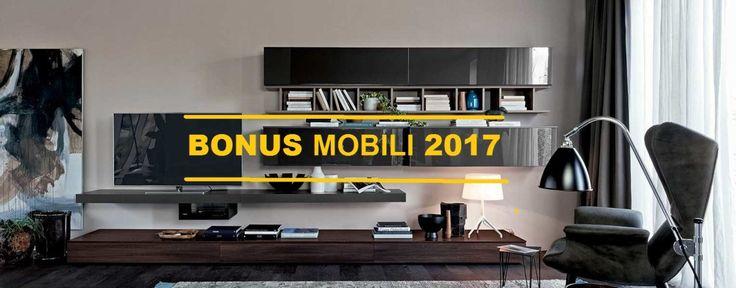 Il bonus mobili è stato prorogato fino al 31 dicembre 2017, concedendo la possibilità di poter usufruire di una detrazione IRFEF del 50% sull'acquisto di mobili ed elettrodomestici legato ai lavori di ristrutturazione edilizia.