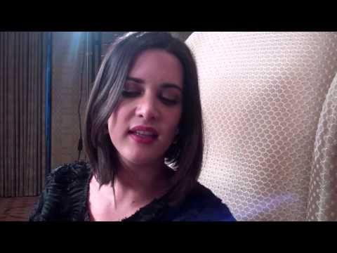 Mónica Spear hablando de su personaje en la novela Pasión Prohibida #Video - Cachicha.com