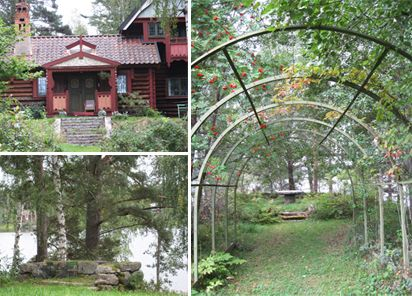 Collage Villa Norhag