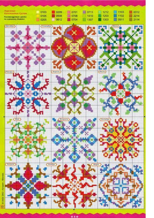Tiles perler bead patterns