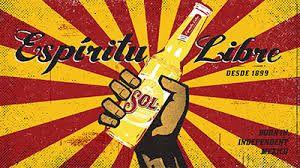 Image result for sol beer logo