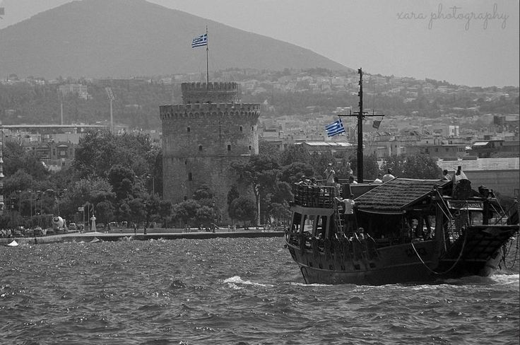 This photo was taken at the center of Thessaloniki by Chara Manou