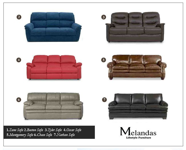 Sofas are one of the most permanent furniture; they will become a part of your life. Visit www.melandas-indonesia.com for the right and the best sofa for you and your family!
