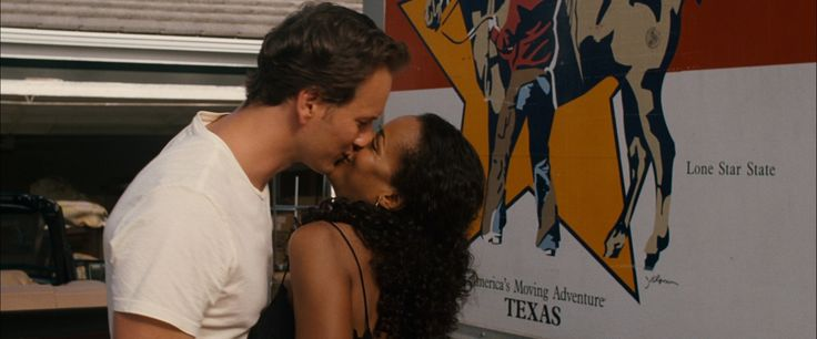 Kerry Washington and Patrick Wilson in Lakeview Terrace