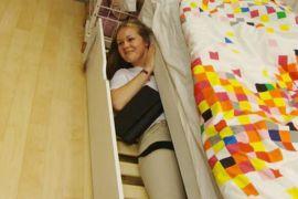 "Ikea: é proibido jogar às escondidas na loja sueca... No more ""hide&seek"" games inside IKEA.... LOOOL"