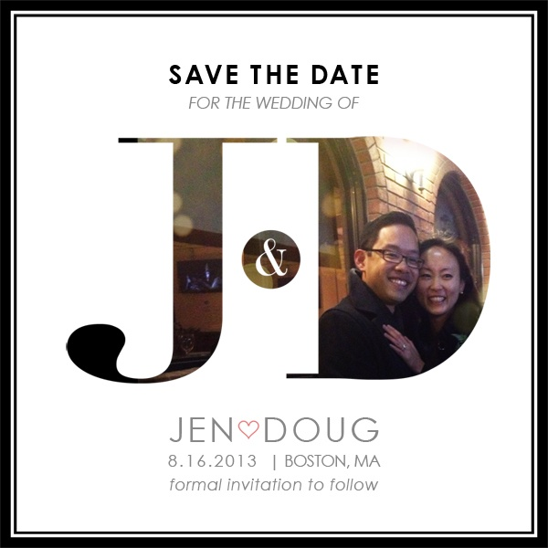 Electronic Save the Dates