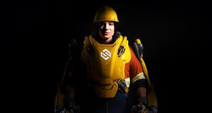 Guardian XO Powered Exoskeleton - Robotic Gizmos