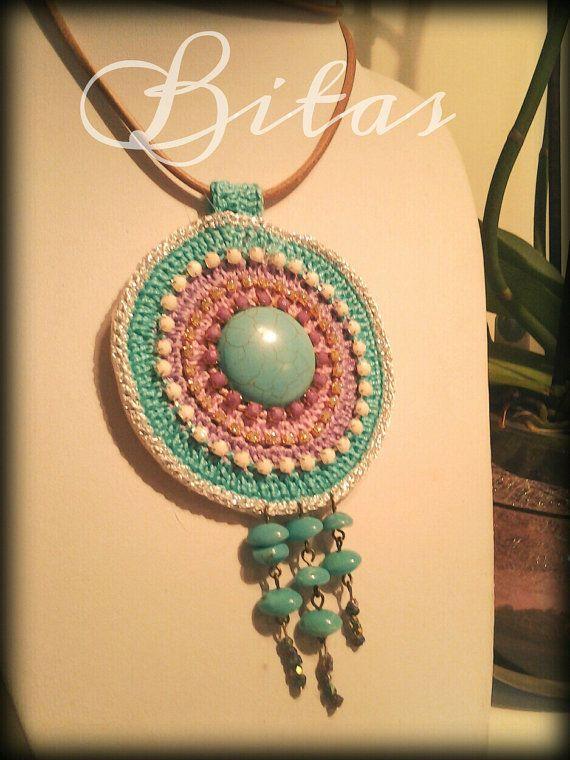 ethnic accessories BOHO CHIC gipsy MANDALA by Bitas Bangles Facebook