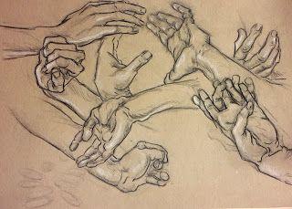 Tips en tekenles: schetsen voor toelating