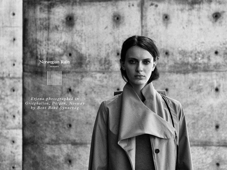 The Sceptic Exclusive // Norwegian Rain: Erjona Ala