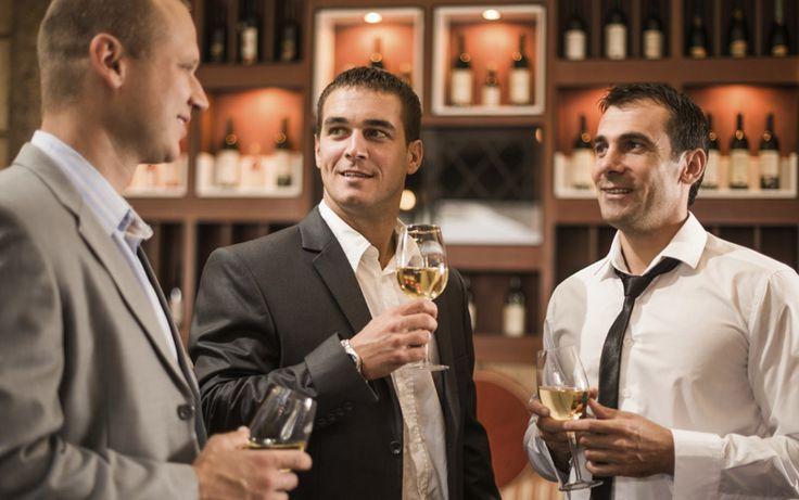 Är det verkligen möjligt att lära sig tillräckligt mycket om vin på bara tio minuter för att bli betraktad som