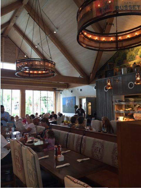 Three Top Walt Disney World Restaurant Picks for your Disney World Vacations.  #disneyrestaurant #disneyreviews #sanna #chefartsmith #tutto