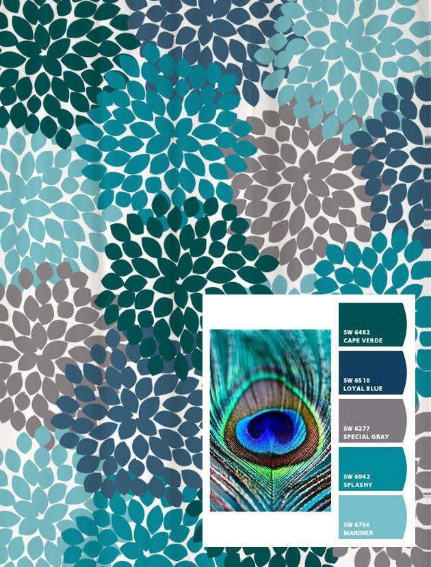 1178 Best Color Schemes Images On Pinterest Color