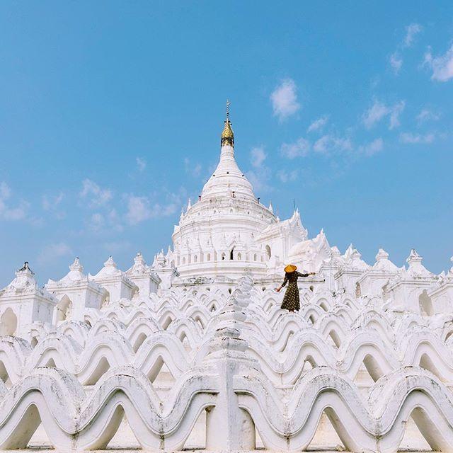Hidden wonders of Myanmar.