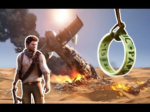 Uncharted - Anillo + concurso!
