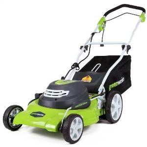 Top 10 Best Selling Electric Lawn Mowers Reviews 2015