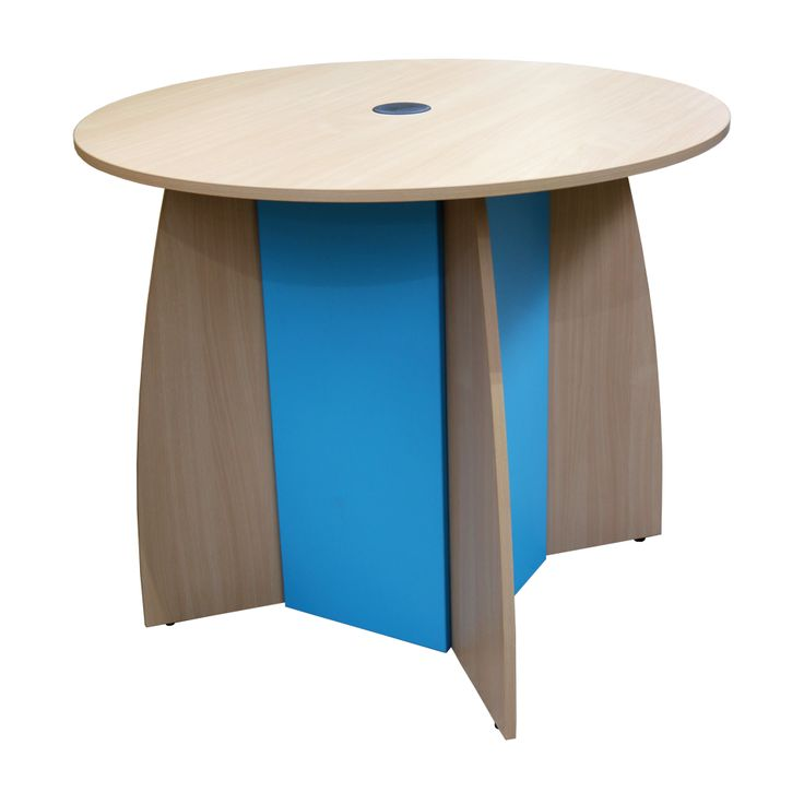 School Library Furniture: Standing IT Desk
