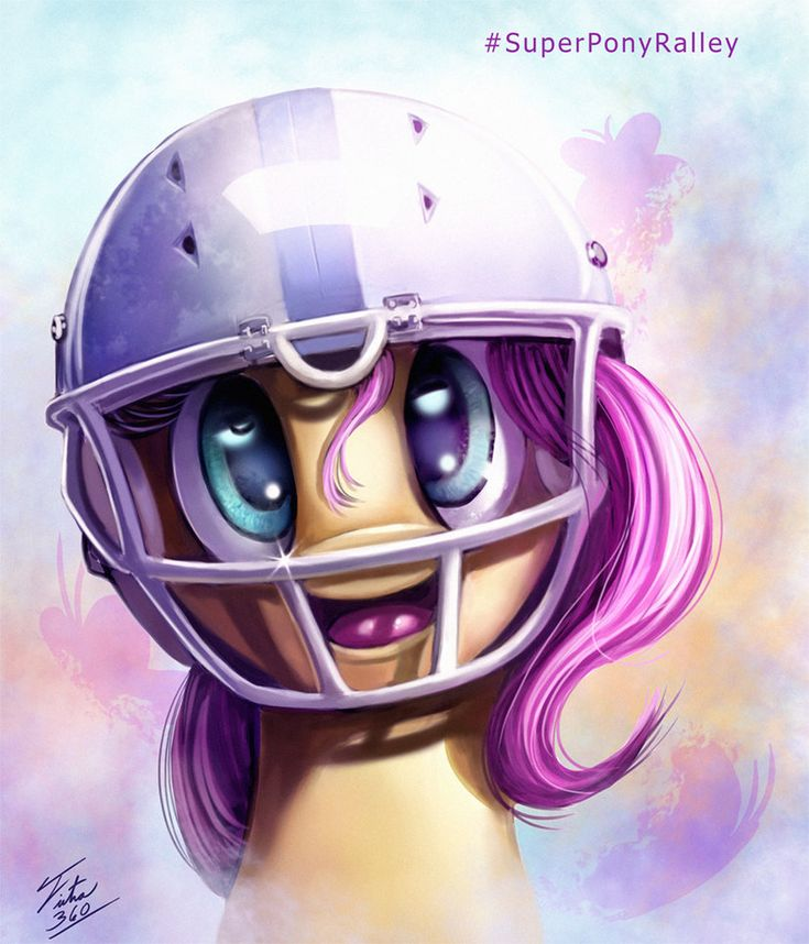 MLP: Super Bowl - Fluttershy