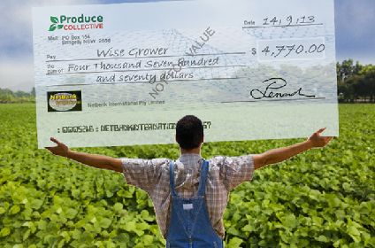 #ProduceCollective - Helping the agriculture community.