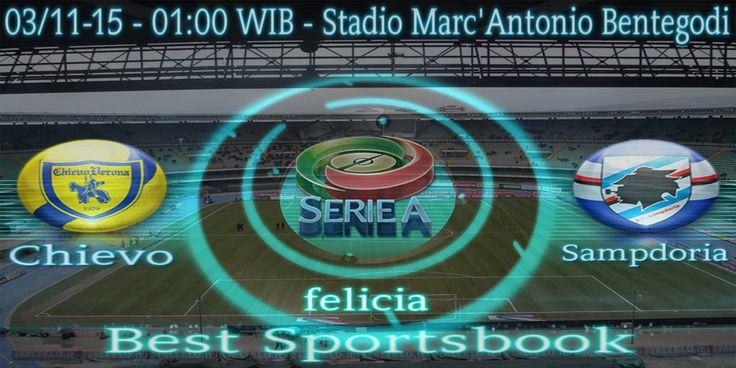 By : Felicia | ITALIA SERIE A | Chievo vs Sampdoria |Gmail : ag.dewibet@gmail.com YM : ag.dewibet@yahoo.com Line : dewibola88 BB : 2B261360 Path : dewibola88 Wechat : dewi_bet Instagram : dewibola88 Pinterest : dewibola88 Twitter : dewibola88 WhatsApp : dewibola88 Google+ : DEWIBET BBM Channel : C002DE376 Flickr : felicia.lim Tumblr : felicia.lim Facebook : dewibola88