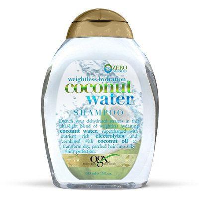 OGXWeightless Hydration Coconut Water Shampoo