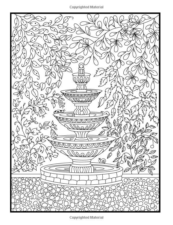 - Enchanted Forest Coloring Pages 90+ [ Coloring Pages Flower Garden ] -  Lifes A Garden FREE Designs Coloring Books, Coloring Books, Coloring  Pages