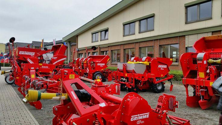 Grimme machines Grimme Technica 2014 Stehouwer www.sthmachines.nl