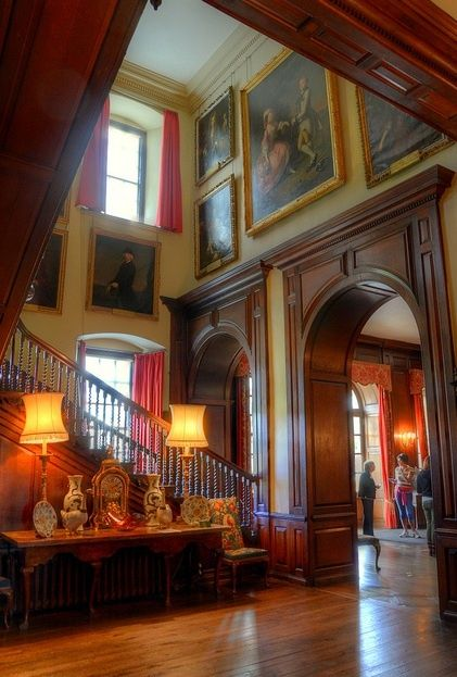 english country decorating | English Country Decor / Antony house, Torpoint, Cornwall