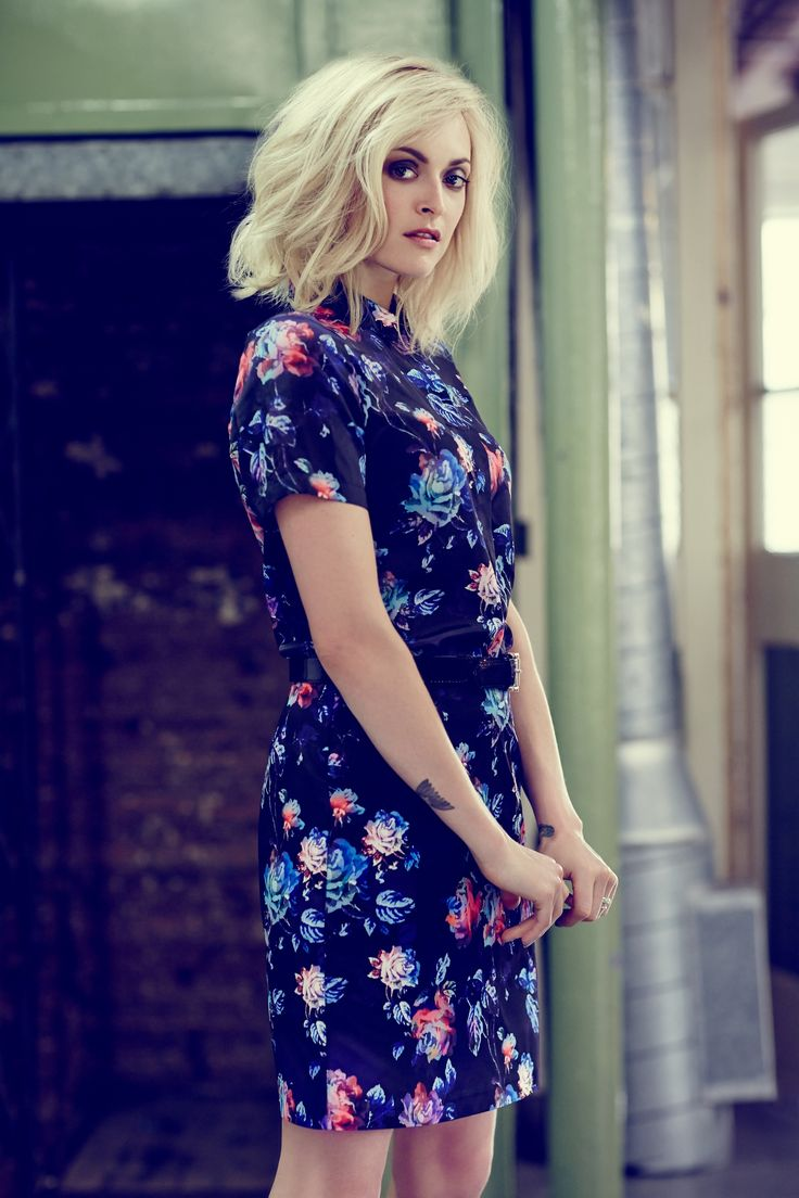 Fearne Cotton for Very.co.uk,  Short Sleeve Printed Shirt , £29 and  Printed Mini Skirt , £25