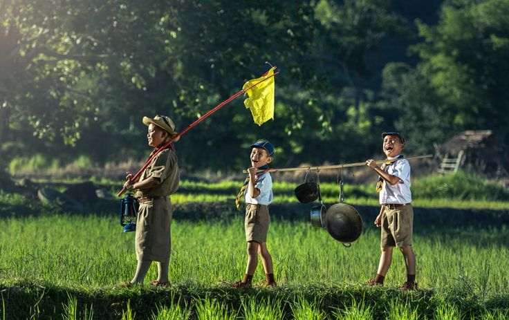 💡 Check out this free photoChildren Playing in Farm    🆕 https://avopix.com/photo/60398-children-playing-in-farm    #man #person #caucasian #people #male #avopix #free #photos #public #domain