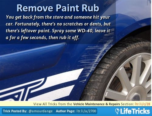 removing paint diy car car vehicle practical life life advice. Black Bedroom Furniture Sets. Home Design Ideas