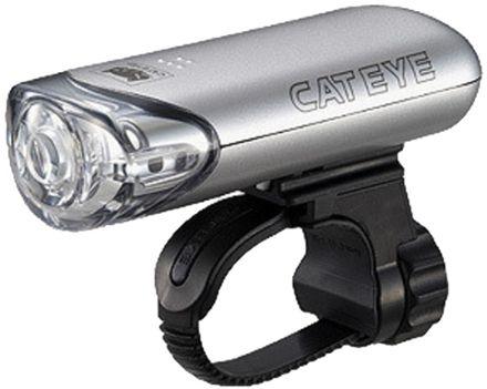 CatEye HL-EL140 Front Bike Light Silver