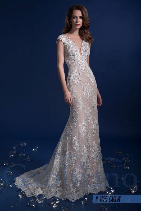 Карлин - Прямые свадебные платья