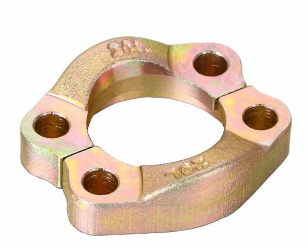 Pin On Sae Flange Split Clamps