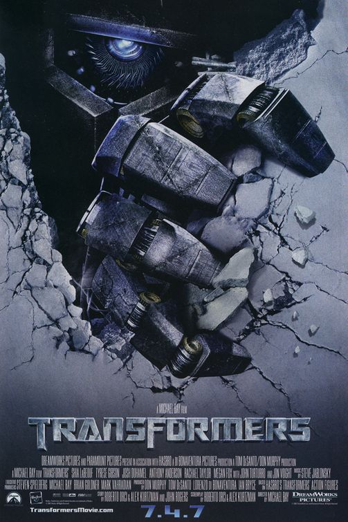 Transformers Movie Poster Gallery - IMP Awards