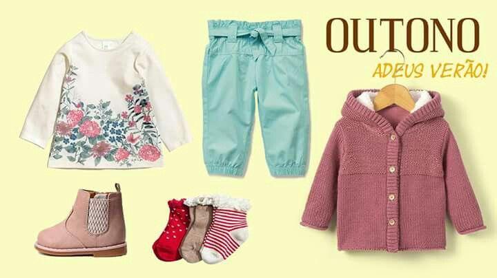 As nossas princesas também merecem embonecar-se para o outono. E porque não flores e folhos para os dias mais frios? Este conjunto, com peças de marcas diversas, fica por menos de 58€! #bebé #menina #roupa #outono #miúdos #criança #moda