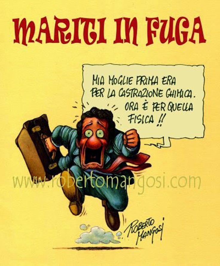 ITALIAN COMICS - Alessandra Mussolini: chi di spada ferisce, di spada perisce…