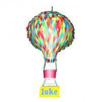 Flags Hot Air Ballon Lampshade