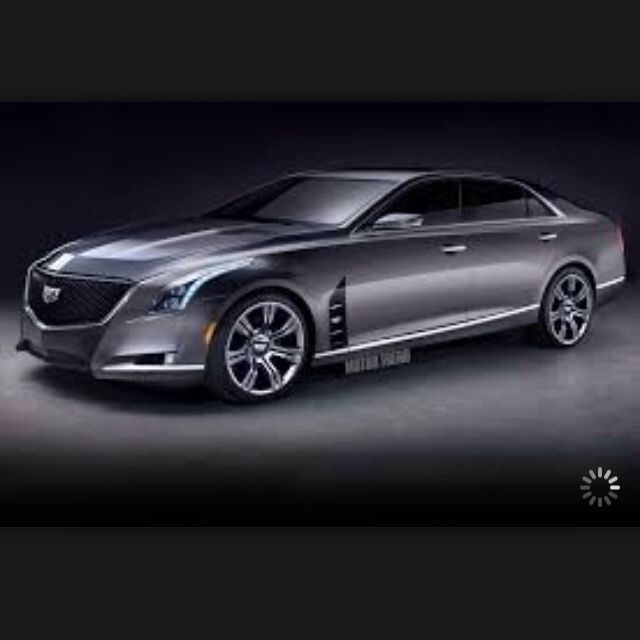 97 best cadillac machine images on pinterest cadillac autos rendered should the cadillac flagship sedan look like this fandeluxe Image collections