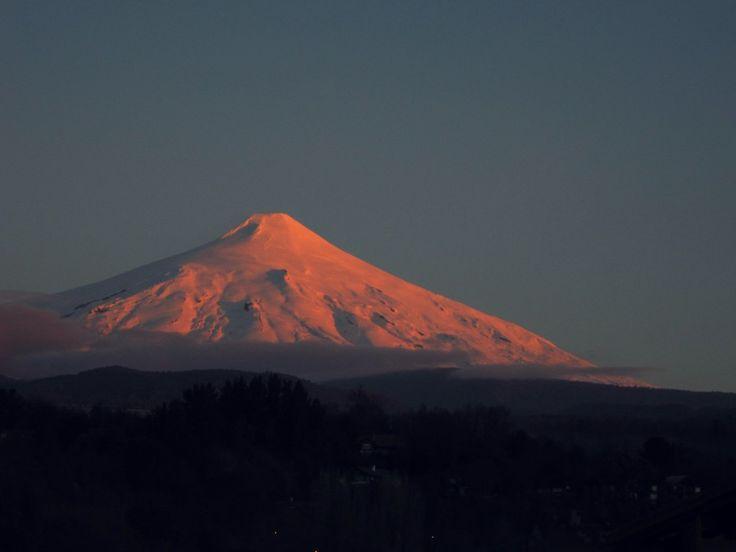 Mochilão América do Sul – Sul do Chile, terra de vulcões