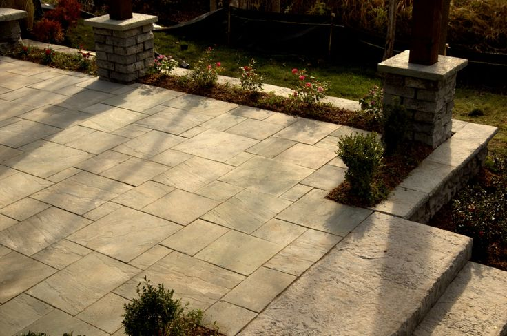 34 best Rosetta images on Pinterest | Patio design, Patios and ...