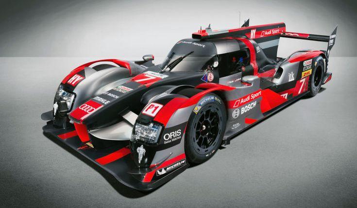 The New Audi R18 Le Mans Car Still Beats That Wacky Diesel Drum