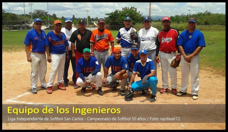 Equipo de Softbol Ingenieros